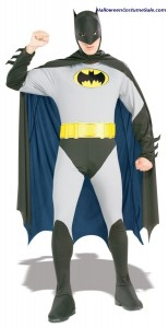 Mens batman adult costumes